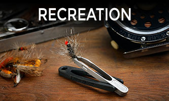 PockeTweez - The Original Folding Tweezers for Recreation